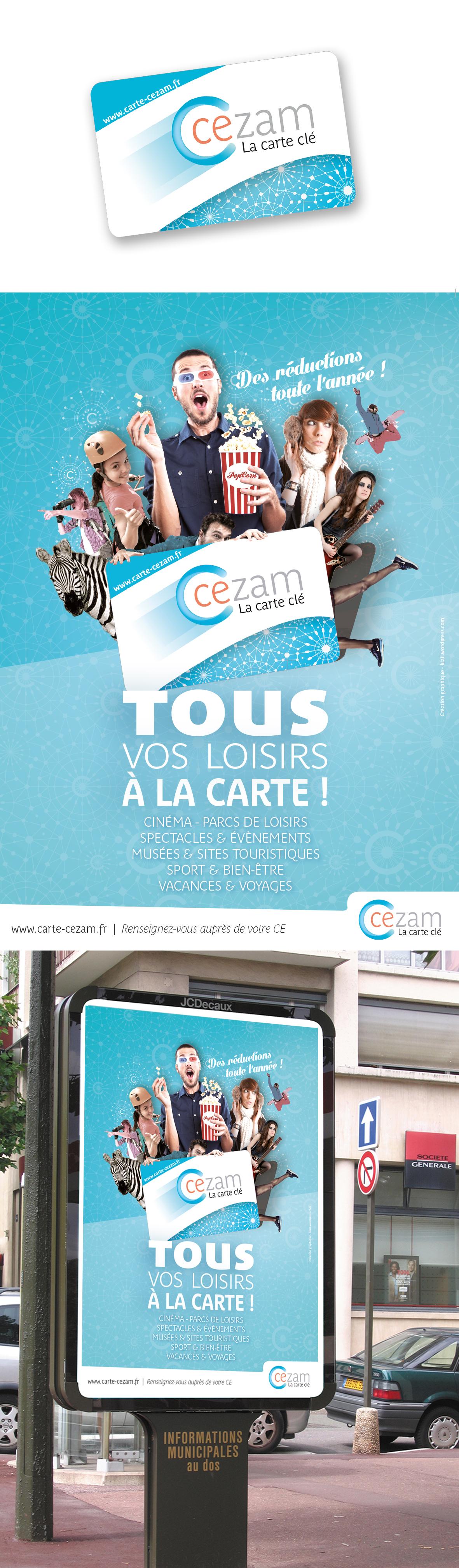 AFFICHE_CARTE CEZAM