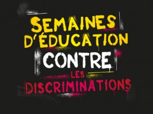 SEMAINES D'ÉDUCATION CONTRE LES DISCRIMINATIONS – FAL 44