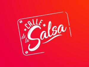 LOGO CALLE DE LA SALSA
